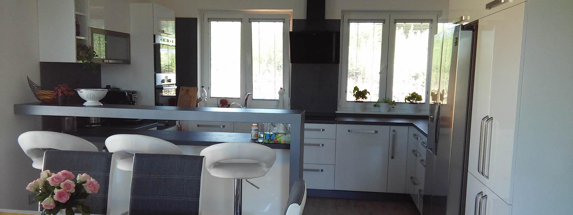 Moderní kuchyně
